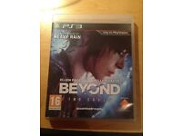 Beyond two souls- PS3