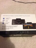 HD DASH CAM WITH TOUCHSCREEN