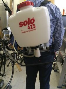 Solo 425 Professional Back pack Srayer