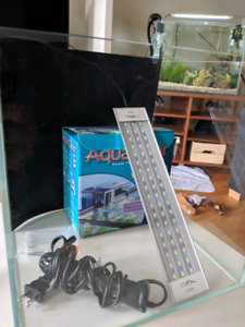 Cube starphire aquascaping