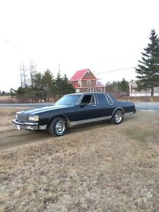 May trade 1990 caprice classic