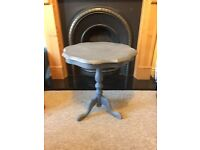 A lovely vintage/shabby chic painted table