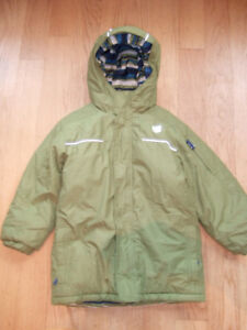 MEC Kids Toaster Winter Coat - Size 6, Green