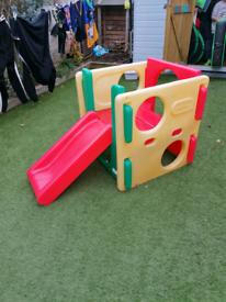 FREE Children's garden slide etc