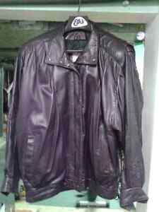For Sale ladies leather jacket Peterborough Peterborough Area image 1