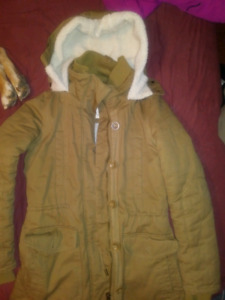 Womens winter jacket