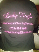 Lady Kays Cleaning of Collingwood and area