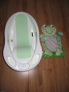 Safety 1st Baby Bath tub with Frog Sling