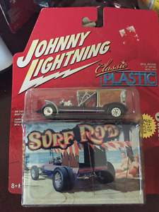 JOHNNY LIGHTNING SURF ROD BY GEORGE BARRIS