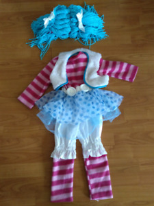 Lalaloopsy Costume Size 4-6