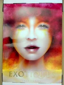EXOTIQUE 5 The World's Most Beautiful CG Characters NEW