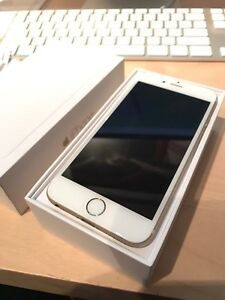 Apple iPhone 6 Gold 64gb Factory Unlocked with box 64
