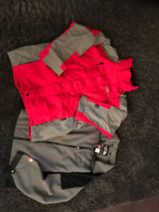 North Face Summit series 3 in 1 Jacket
