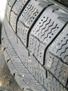 215/60r16 Michelin x-ices
