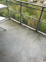 High/Low Rise : Full Patio Cleaning