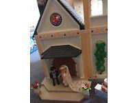 Playmobil church set