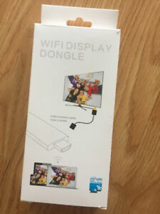 wireless/wifi display dongle/hdmi/miracast