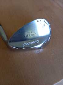 Cleveland Wedge New £45