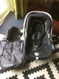 3 in 1 Bugaboo frog travel system