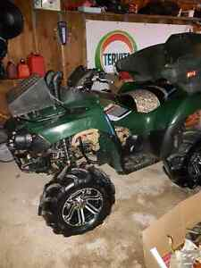 Looking to trade for sled hauler