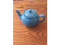 Blue Tea Pot