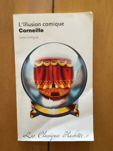 L'illusion comique - Corneille