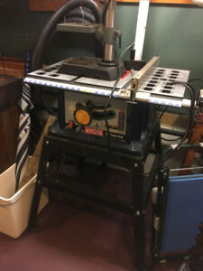 Banc Scie / Table Saw