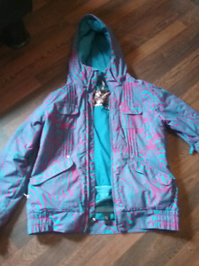 Burton ski jacket large