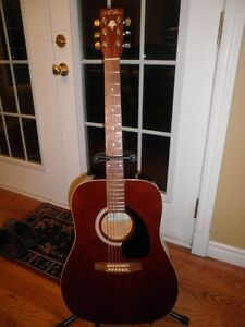 Art & Lutherie Wild Cherry Dreadnought
