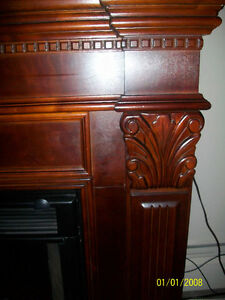 Fireplace Mantle & Insert - Coleman North Shore Greater Vancouver Area image 4