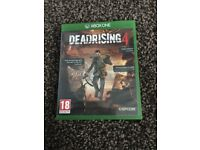 Dead rising 4 game for xbox one