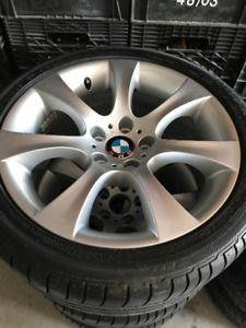 Bmw wheels and tires for sale