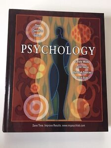 Psychology Text Books for sale