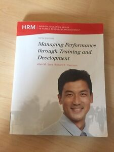 HR lambton college books