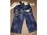 Toddler Jeans age 2