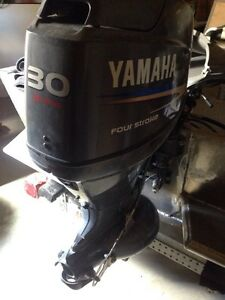Looking for newer used outboard motor 30 - 70 HP