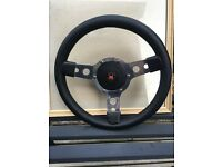 Mountney Alloy Steering Wheel