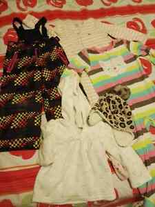 $5 for some winter stuff for girl 3-4T London Ontario image 1