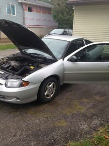 2004 Chevy Cavalier As Is