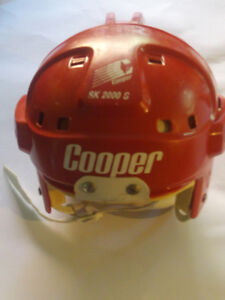 CASQUE DE HOCKEY VINTAGE COOPER