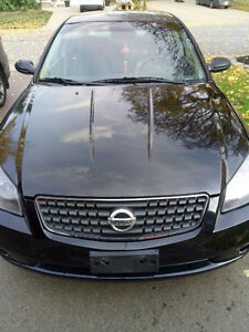2005 Nissan Altima Sedan(accpect finance)