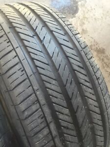 4 Michelin pilot 225/55/16 all season 80% tread  Kitchener / Waterloo Kitchener Area image 2