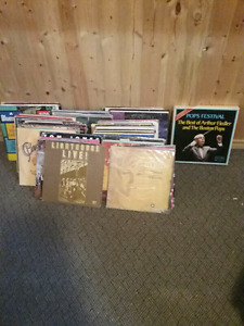Albums from 60,70,& 80's