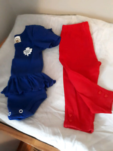 Baby clothing items
