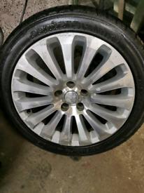 "17"" Ford alloys 5 stud"