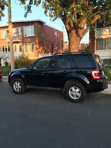 2009 Ford Escape XLT 3.0L FWD