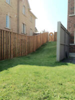 Fence and deck services. Mid summer discounts