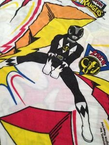 1996 power rangers bed sheet Gatineau Ottawa / Gatineau Area image 2