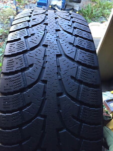 255/60r19 Hankook Winter Tires