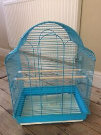 Fantastic blue bird cage / budgie cage
